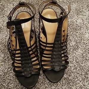 Express Strappy High Heel